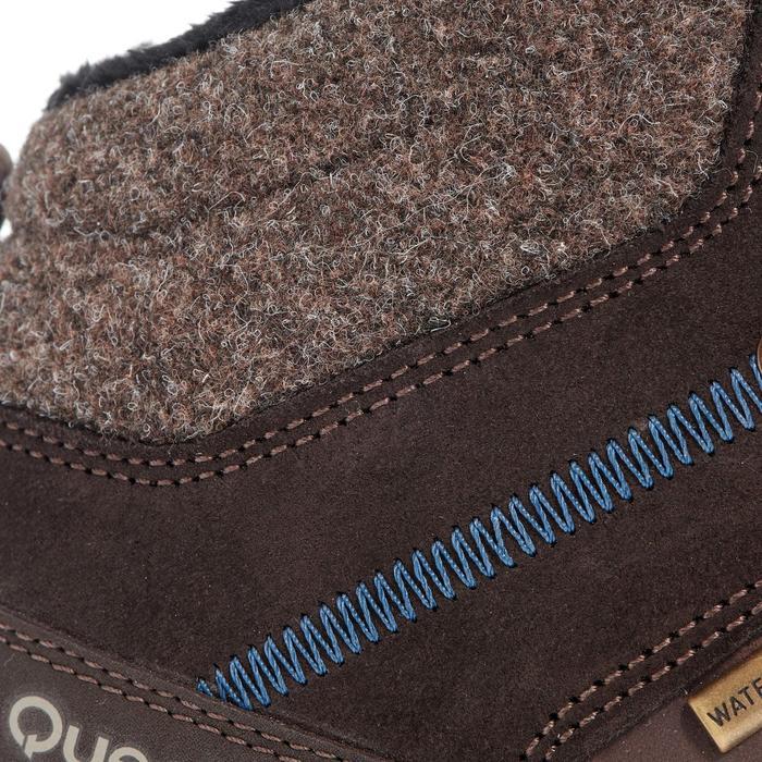 Chaussures de randonnée neige homme SH500 chaudes et imperméables blue - 1014209