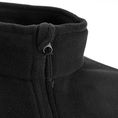 Forclaz 200 Men's Mountain Hiking Fleece Jacket - Black