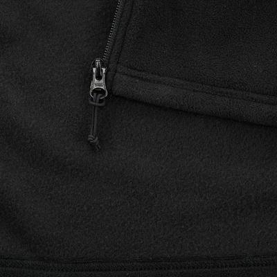 Saco polar de excursionismo hombre Forclaz 200 negro