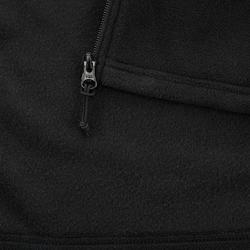 Veste polaire randonnée montagne homme Forclaz 200 noir