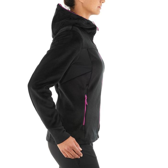 Veste polaire de randonnée montagne femme Forclaz 500 - 1014605