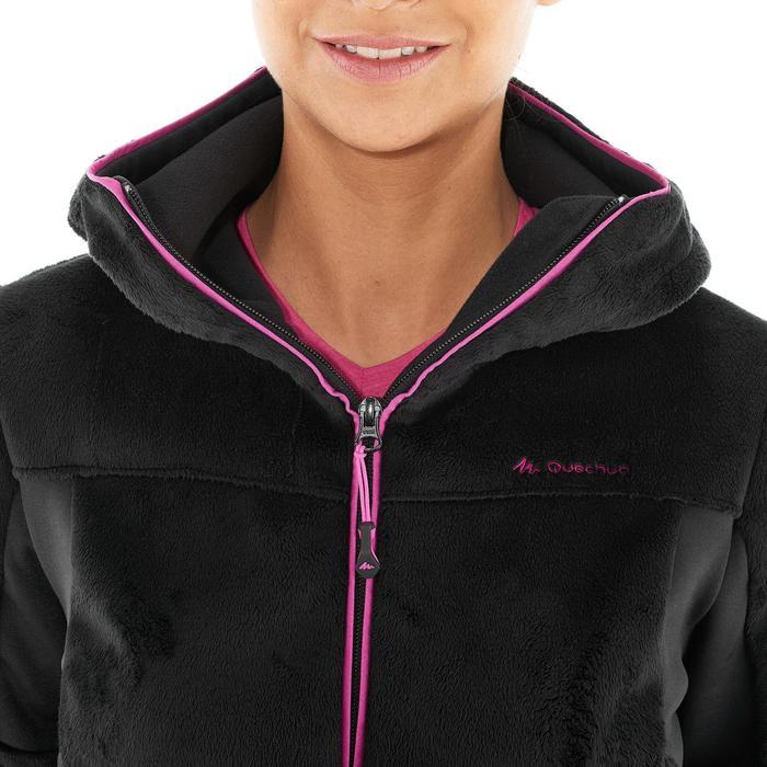 Veste polaire de randonnée montagne femme Forclaz 500 - 1014614