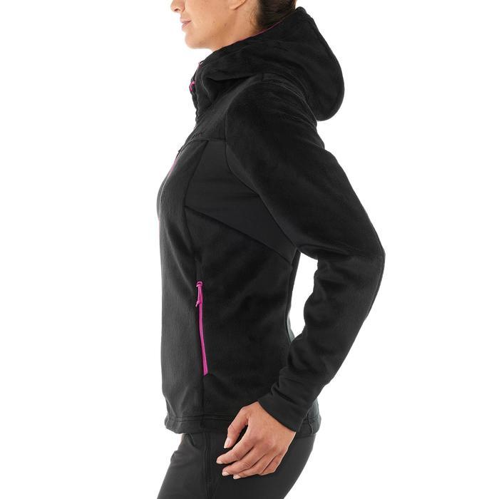 Veste polaire de randonnée montagne femme Forclaz 500 - 1014623
