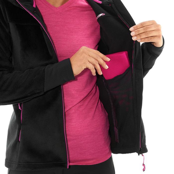 Veste polaire de randonnée montagne femme Forclaz 500 - 1014647