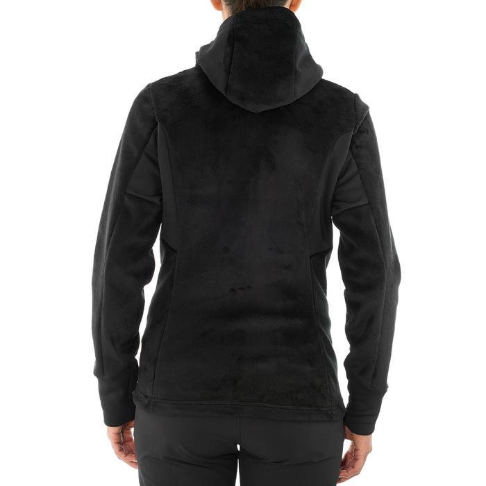 Veste polaire de randonnée montagne femme MH520 - 1014714