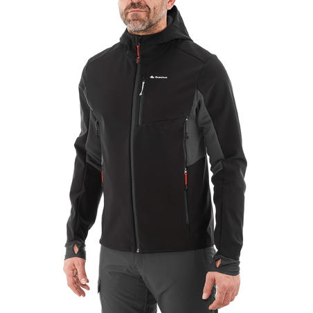 Trek 500 Windwarm Softshell Hiking Jacket - Men