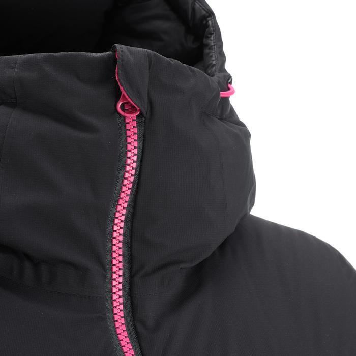 Women's Mountain Trekking Down Jacket Trek 900 - black
