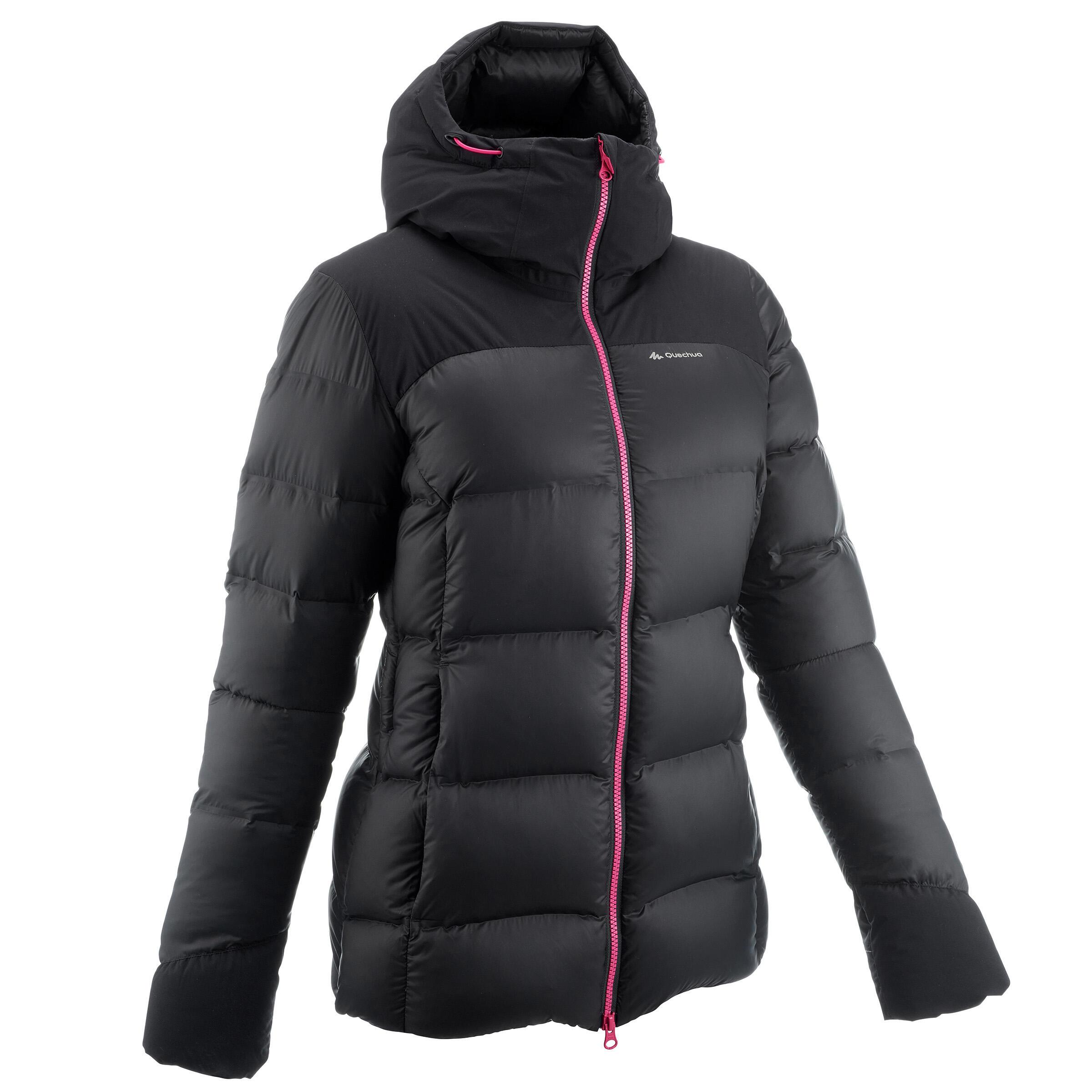 Forclaz Donsjas voor bergtrekking Trek 900 Warm dames