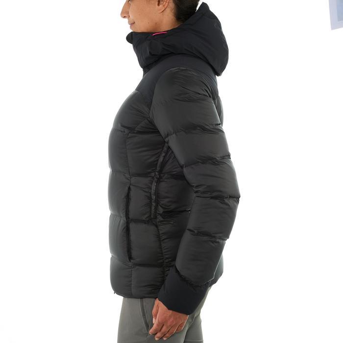 Daunenjacke Trek 900 Warm Damen schwarz