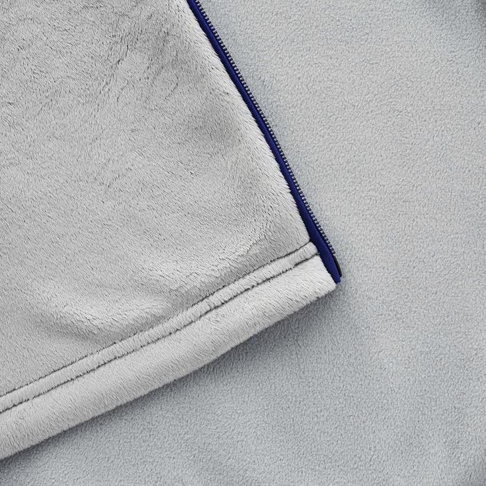 Veste polaire de randonnée montagne femme MH520 - 1015033