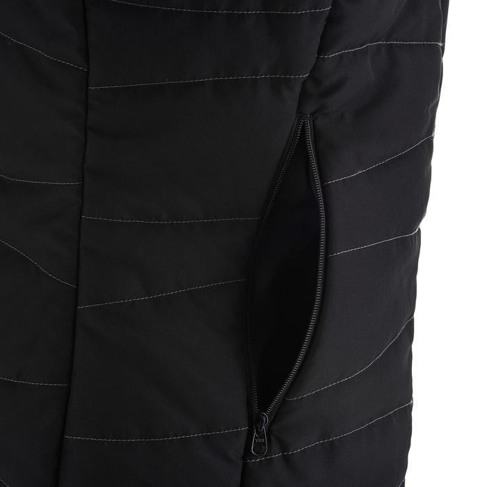 Dames bodywarmer voor wandelen NH100 zwart