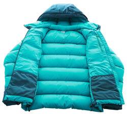 Damesdonsjack trekking Top Warm - 1015097