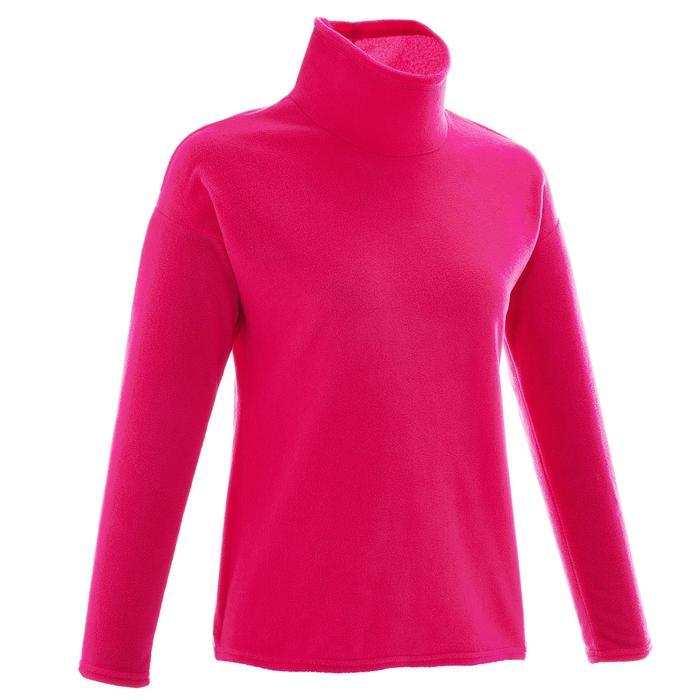Fleece voor bergwandelen dames Forclaz 20 - 1015260