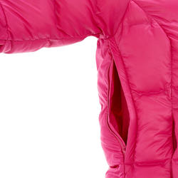 Damesdonsjack trekking Top Warm - 1015503