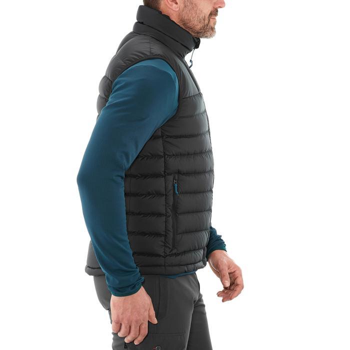 Dons bodywarmer voor trekking X-Warm heren - 1015533