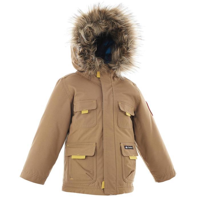 Veste de randonnée neige junior SH500 x-warm - 1015877
