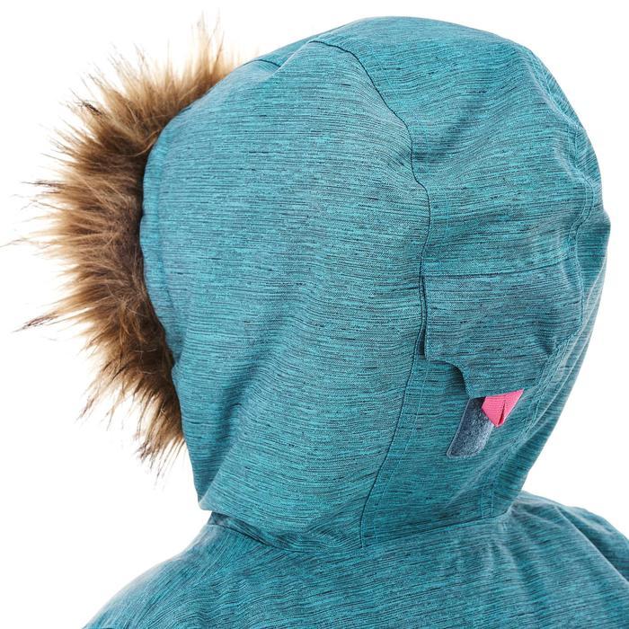 Veste chaude imperméable randonnée Fille XX WARM - 1015931