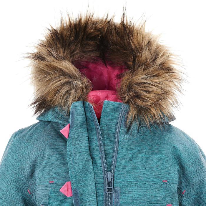 Veste chaude imperméable randonnée Fille XX WARM - 1015940