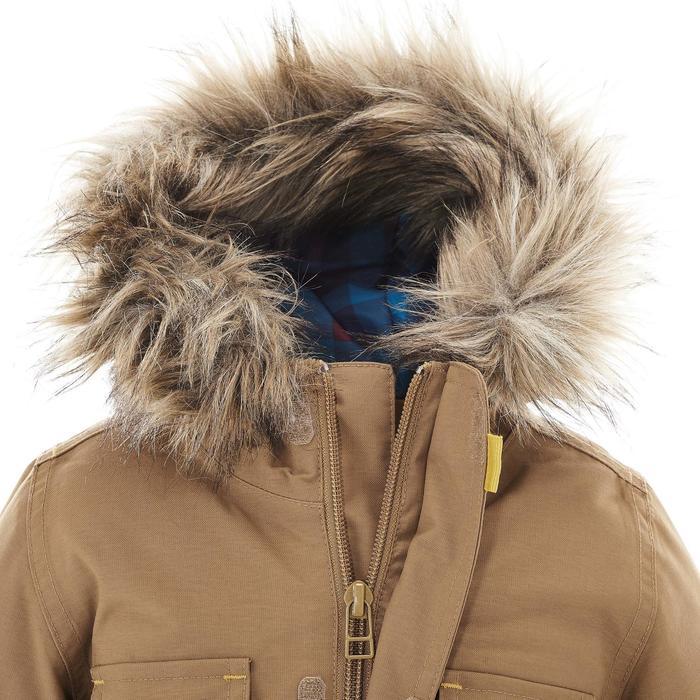 Veste de randonnée neige junior SH500 x-warm - 1015972