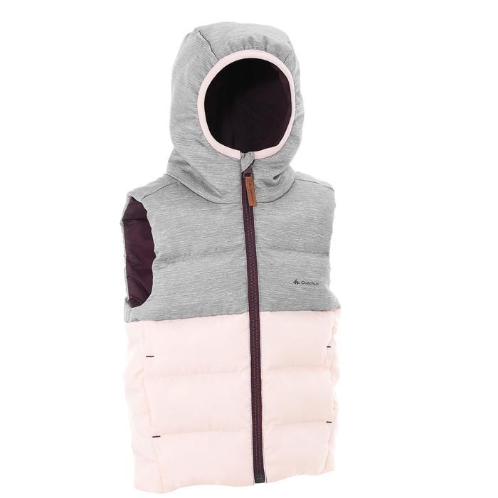 Gilet doudoune de randonnée enfant X-Warm - 1015995