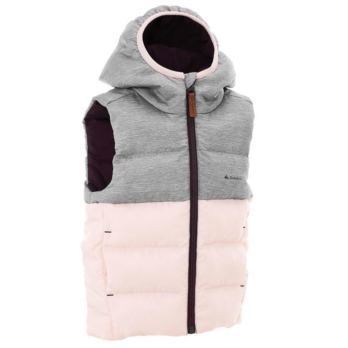 Gilet doudoune de randonnée enfant X-Warm - 1016020