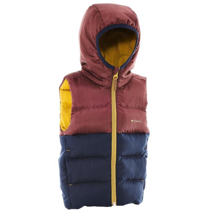 Gilet doudoune de randonnée enfant X-Warm - 1016241