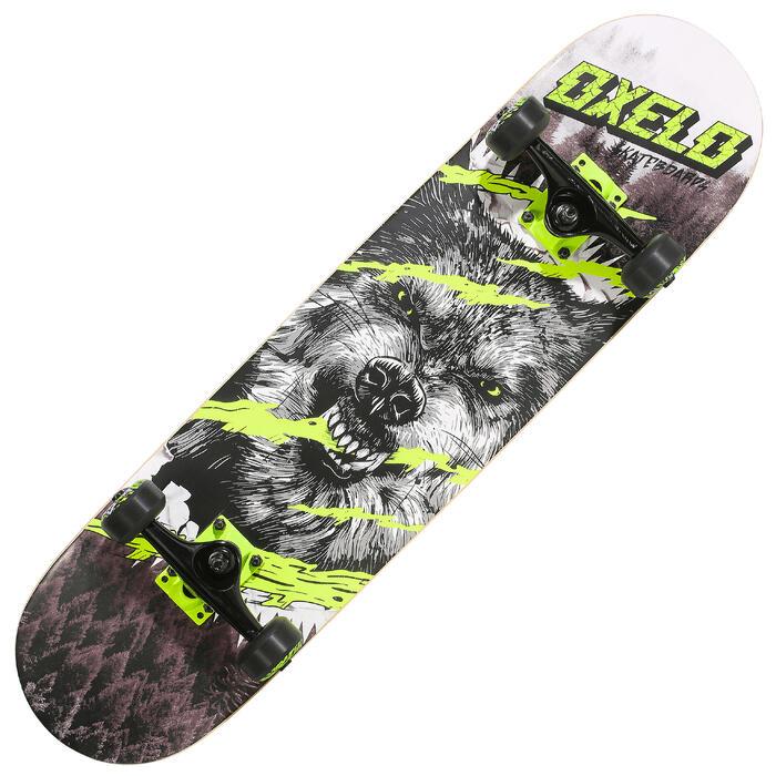 Skateboard SKATE MID500 ROBOT - 1016342