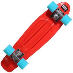 Plastic miniskateboard kinderen - 1016344