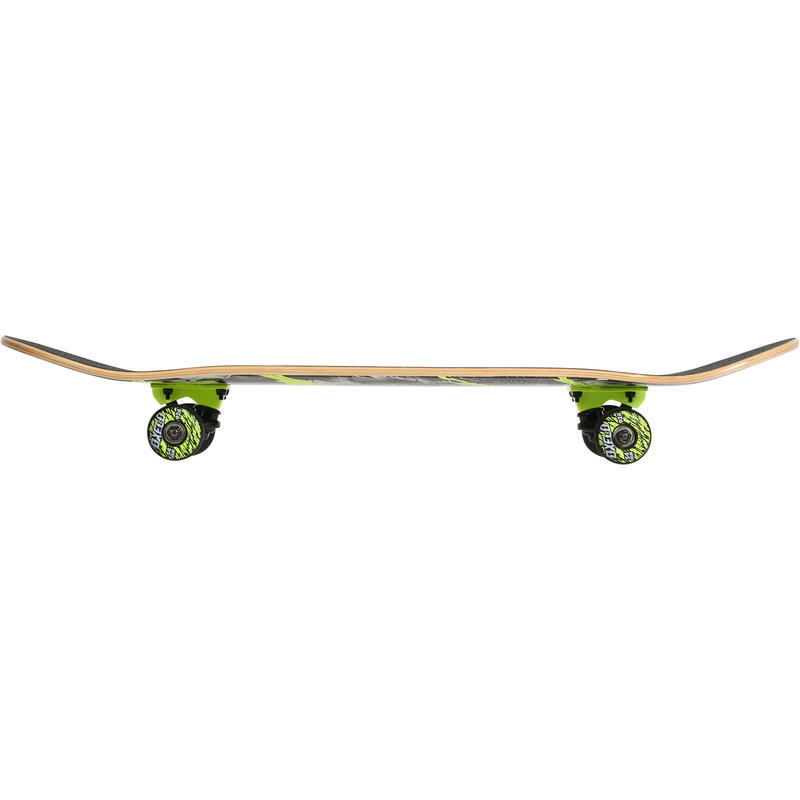 Mid 500 Wolf Skateboard - Green