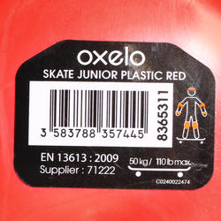 Plastic miniskateboard kinderen - 1016365