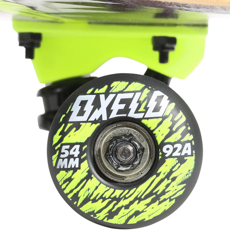 Skateboard SKATE MID500 WOLF VERT