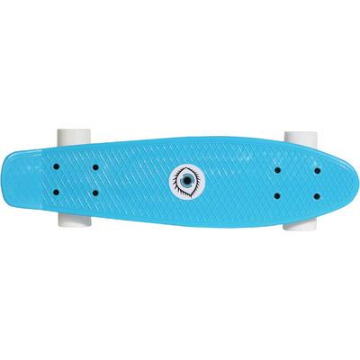 Mini skateboard PLÁSTICO niños azul