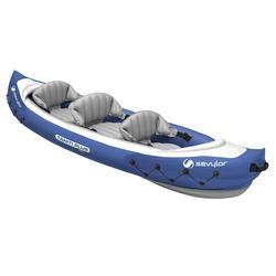 Kayak gonflable tahiti plus pro 3 places