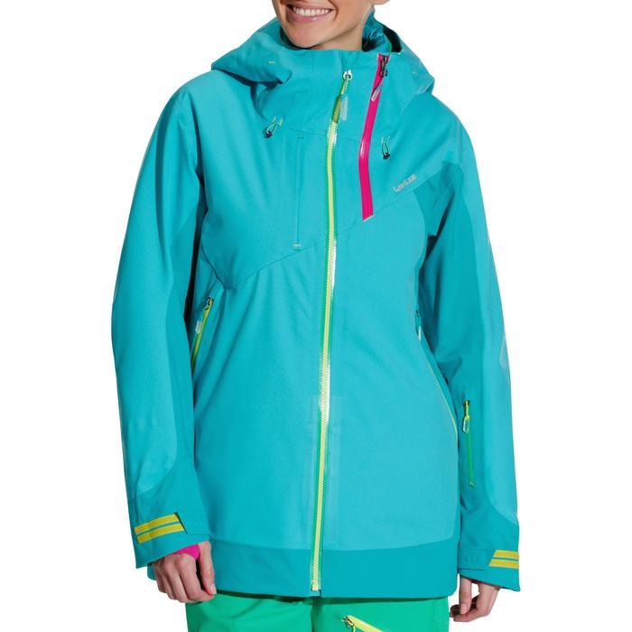 Veste de ski freeride femme free 900 - 1016668