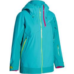 Free 900 Women's Freeride Ski Jacket - Turquoise