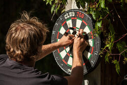 Klassiek dartbord Club 700 - 1017099