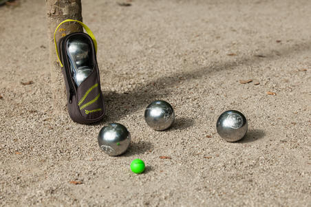 5 Competition-Approved Box-Tree Petanque Jacks