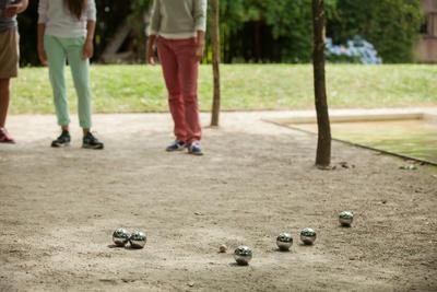 Set of 8 Recreational Petanque Boules