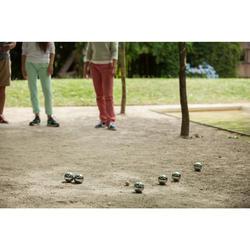 Set 8 petanqueballen voor vrijetijdsgebruik