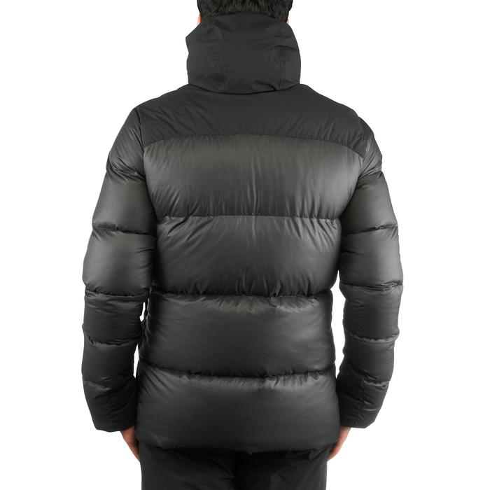 Daunenjacke Trek 900 warm Herren schwarz