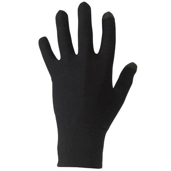 Onderhandschoenen voor trekking Forclaz Touch volwassenen - 1017805