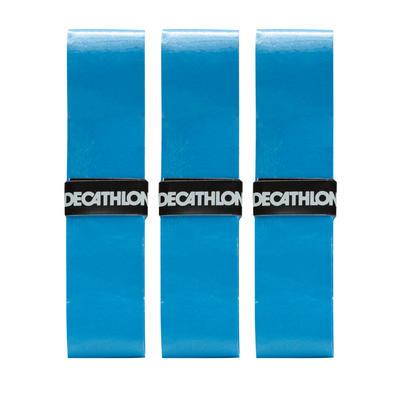Поглинаюча обмотка для тенісної ракетки (3 шт. в упаковці) - Синя