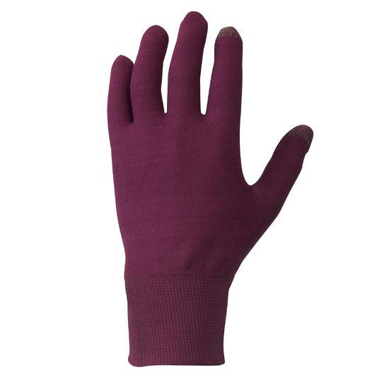 Onderhandschoenen voor trekking Forclaz Touch volwassenen - 1017824