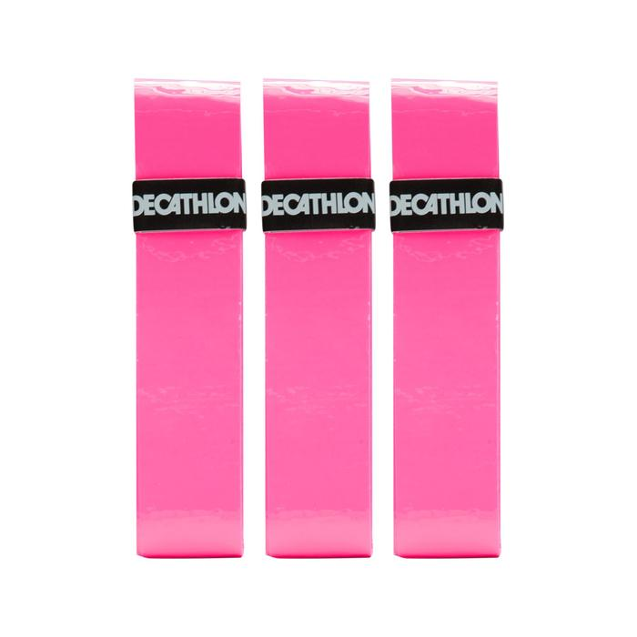 Comfort Tennis Overgrip Tri-Pack - Pink