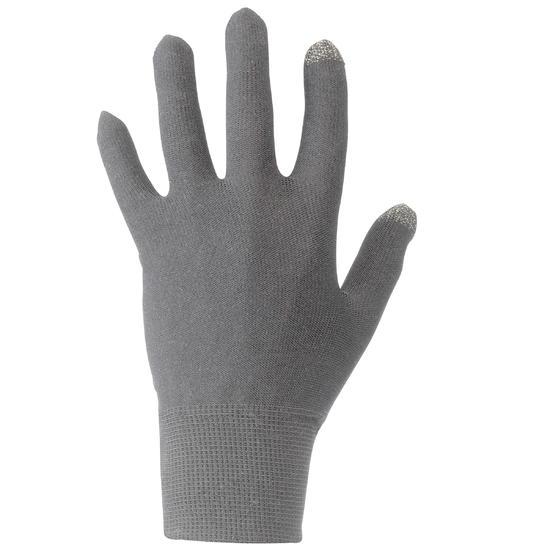 Onderhandschoenen voor trekking Forclaz Touch volwassenen - 1017903