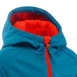 Jas softshell trekking Hike 900 jongens - 1018147