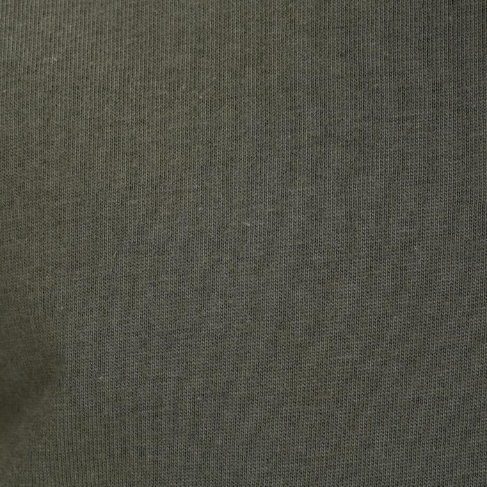 T-SHIRT chasse 100 JUNIOR VERT - 1018271