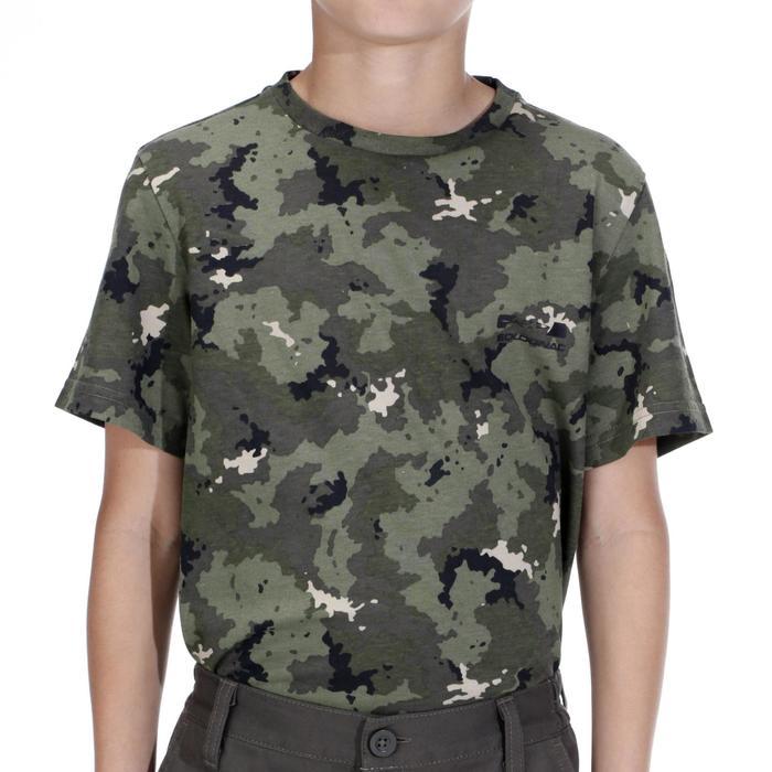 T-shirt chasse 100 Junior island - 1018275