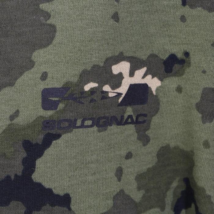T-shirt chasse 100 Junior island - 1018277