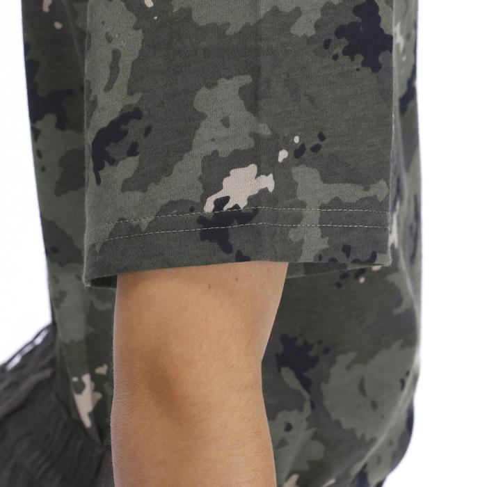T-shirt chasse 100 Junior island - 1018293